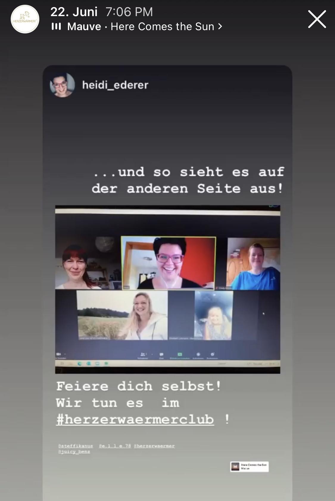 Meetup bei_HERZERWÄRMER